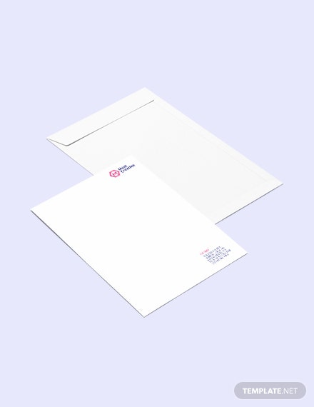 Creative Agency Envelope Download