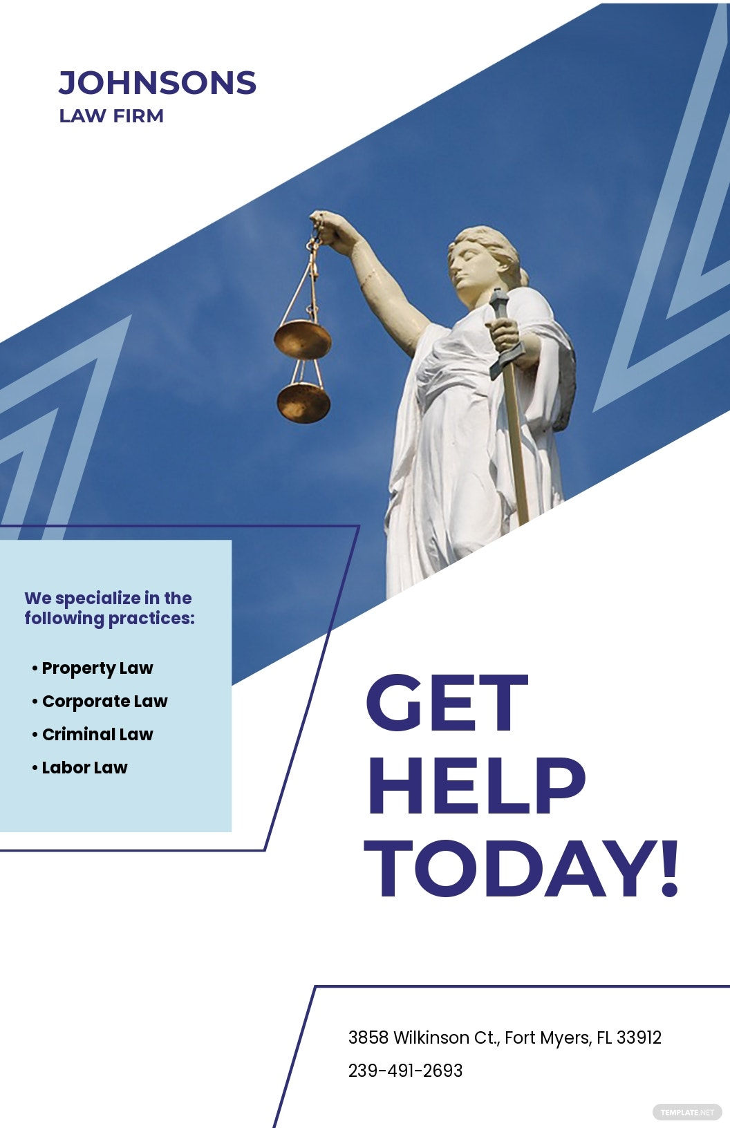 Law Firm Poster Template.jpe