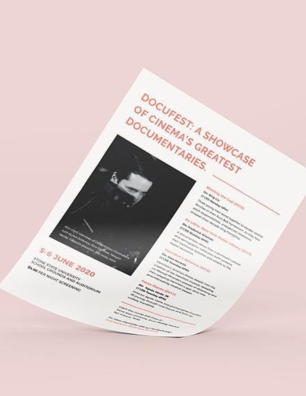 Leaflet Flyer Download
