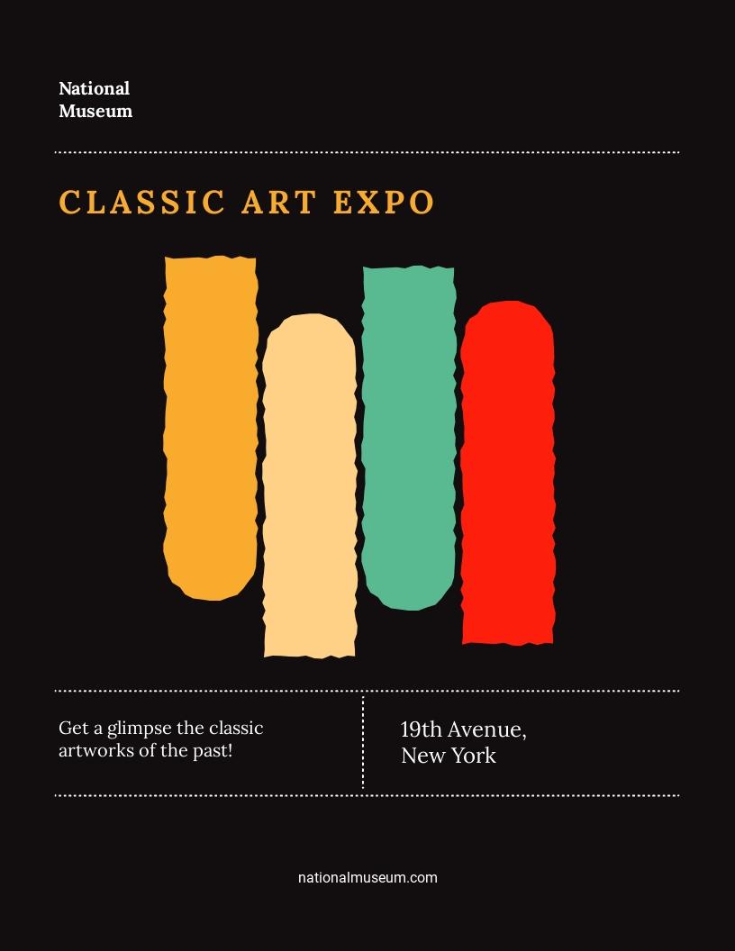 Vintage Event Flyer Template.jpe