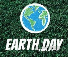 Free Earth Day Google Plus Cover Template