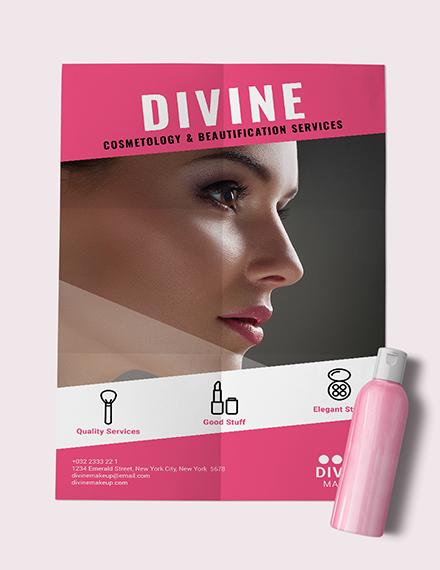Makeup Artist Poster Download