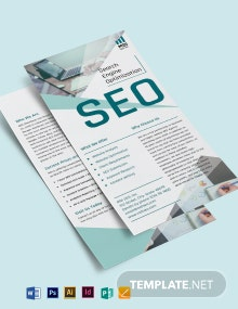 SEO DL Card Template