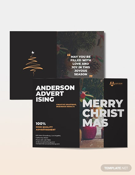 Advertising agency Greeting Card Download