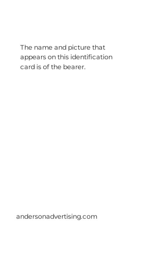 Advertising Agency ID Card Template 1.jpe
