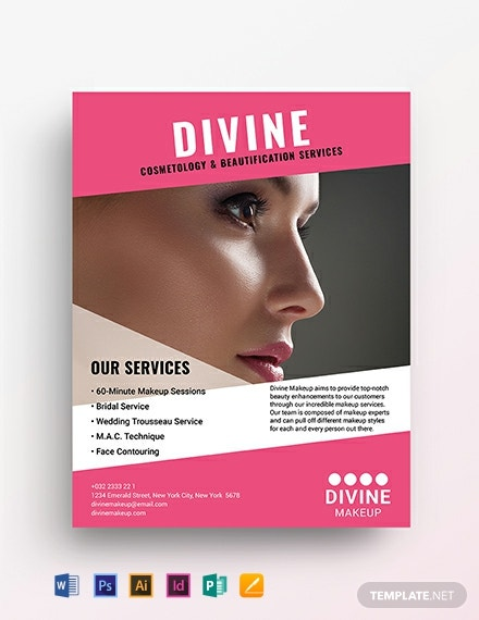 19+ FREE Business Flyer Templates - Word (DOC) | PSD ...