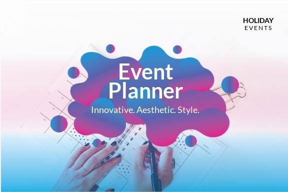 Event Planner Postcard Template.jpe