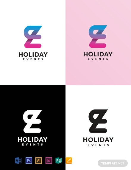 Event Planner Logo Template