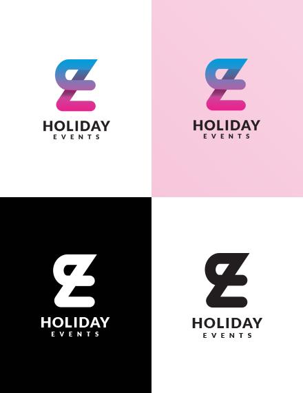 Event Planner Logo Template
