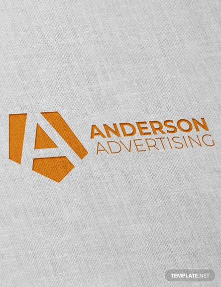 Advertising agency logo Design Download