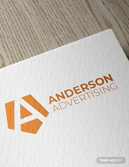 Sample Advertising agency logo Design