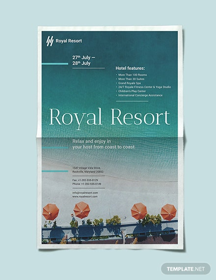 Royal Resort Poster Download
