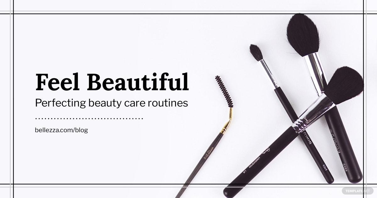 Beauty Care Blog Header Template.jpe