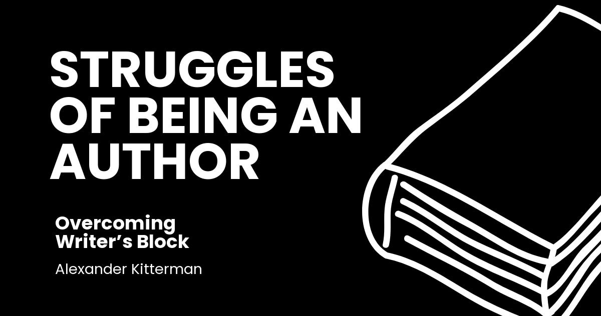 Book Author Blog Header Template.jpe