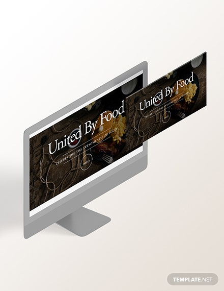Food Blog Header Download