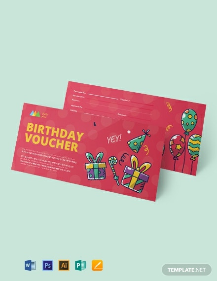 590+ FREE Voucher Templates [Download Ready-Made Samples