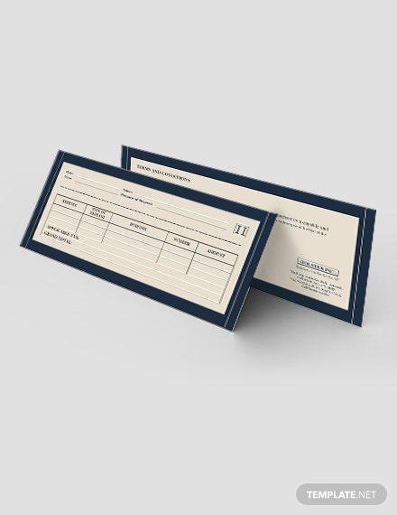 Daily Expense Voucher Template