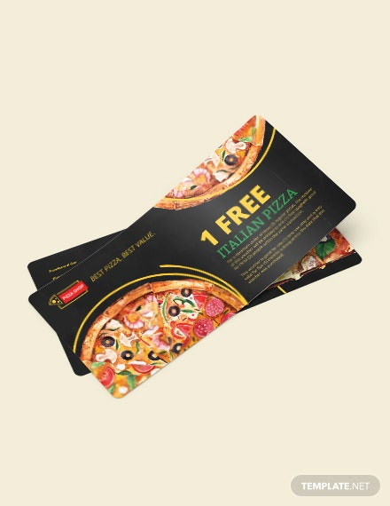 Pizza Coupon Download