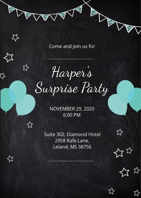 Surprise Party Invitation Template.jpe