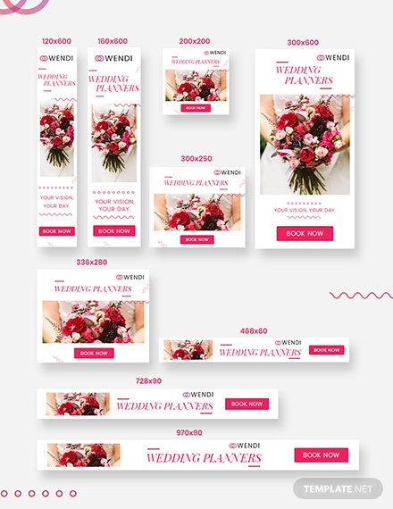 Wedding Planners Web Ad Download