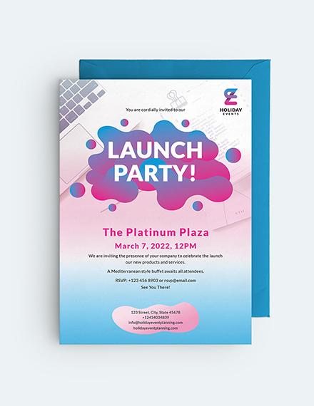 Event Planner Invitation Download