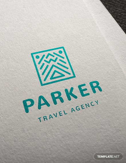 Travel Agency Logo Design Download