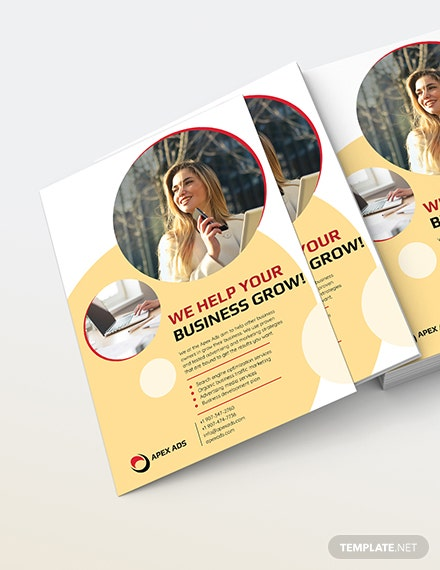 Advertising Consultant Flyers Download