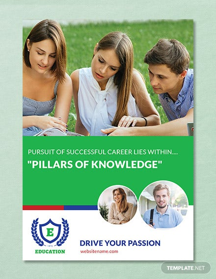 Free Education eBook Cover Page