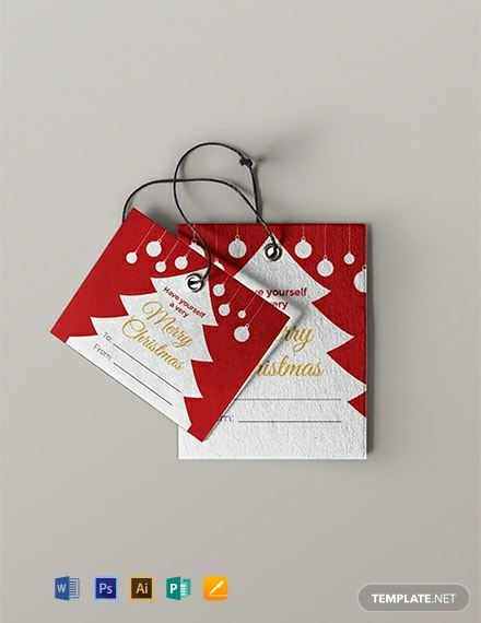 free christmas gift label template 440x570 1