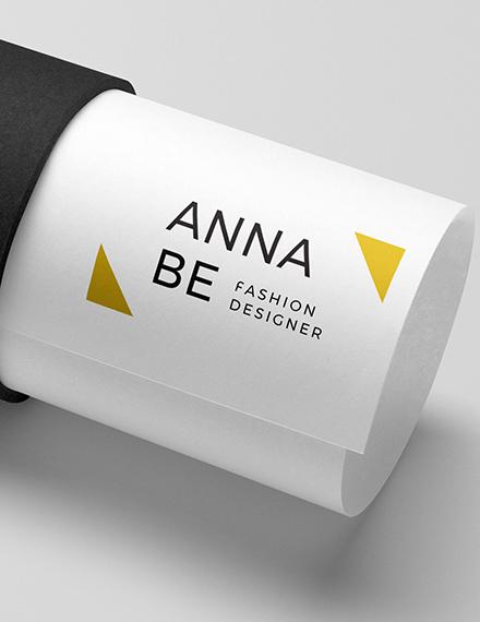 Fashion Designer Logo Download