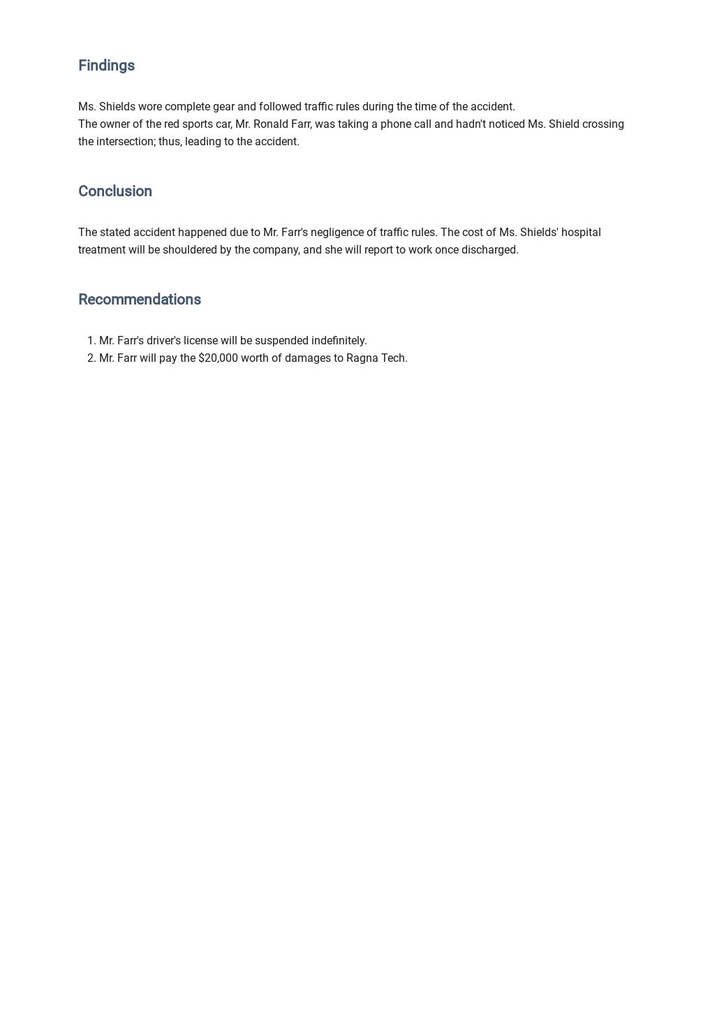 DMV Accident Report Form Template 2.jpe