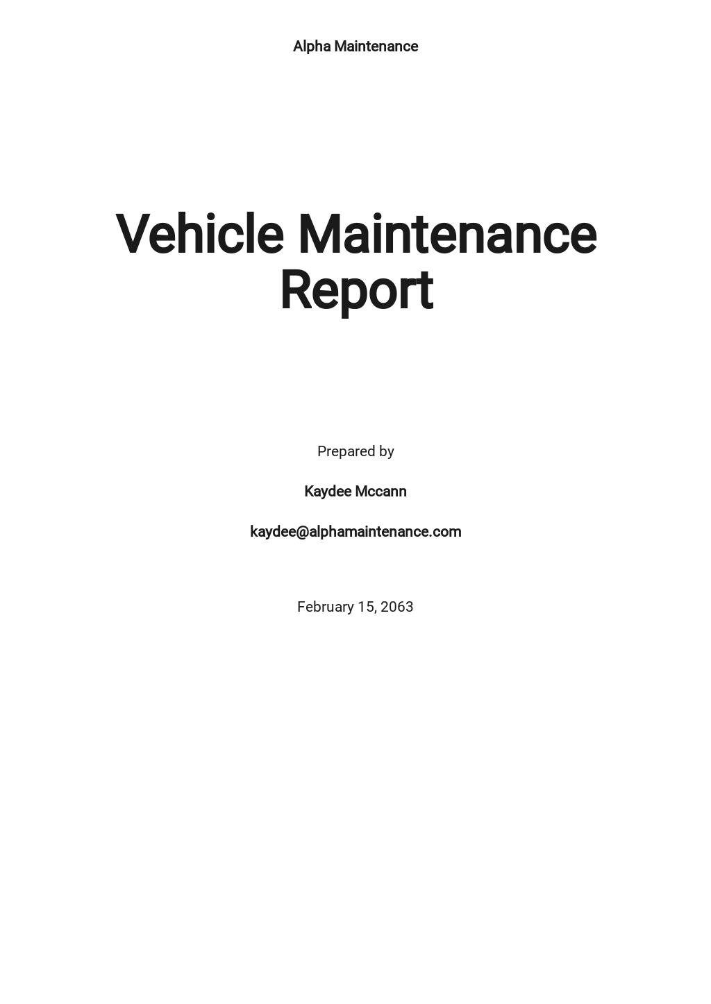 Vehicle Maintenance Report Template.jpe