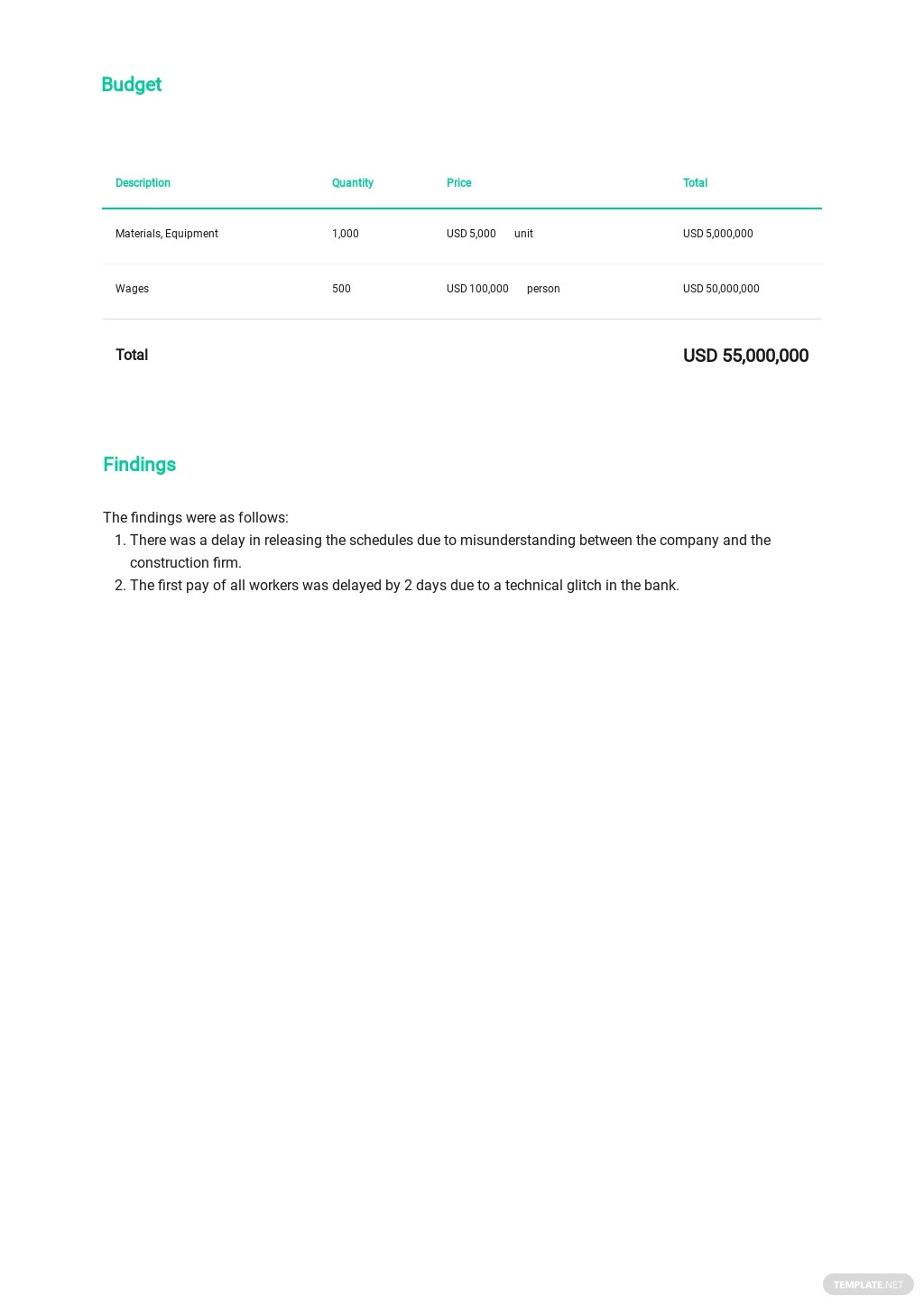 Project Report for Bank Loan Template 3.jpe