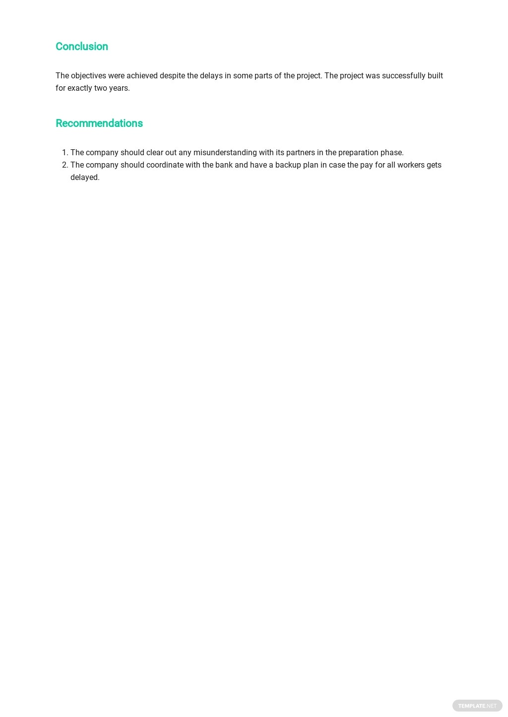 Project Report for Bank Loan Template 4.jpe
