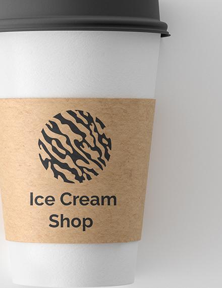Ice Cream Logo Design Download