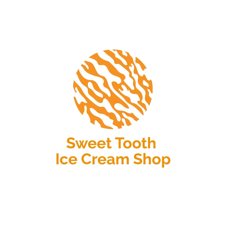 Ice Cream Logo Design Template
