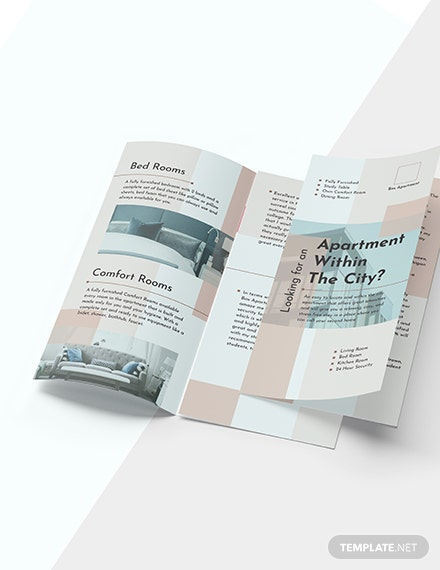 Apartment TriFold Brochure Download