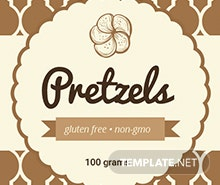 Free Printable Product Label Template