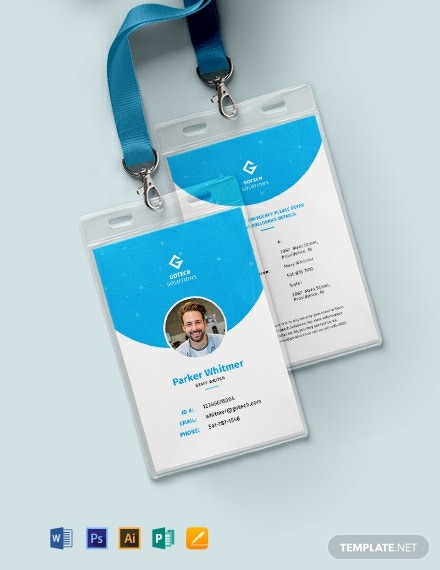4 Steps to Make an Employee ID Card