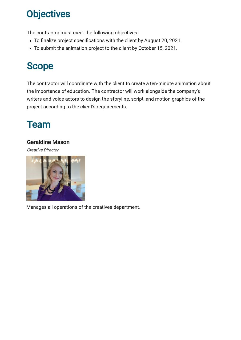 Free Employee Activity Scope of Work Template 1.jpe