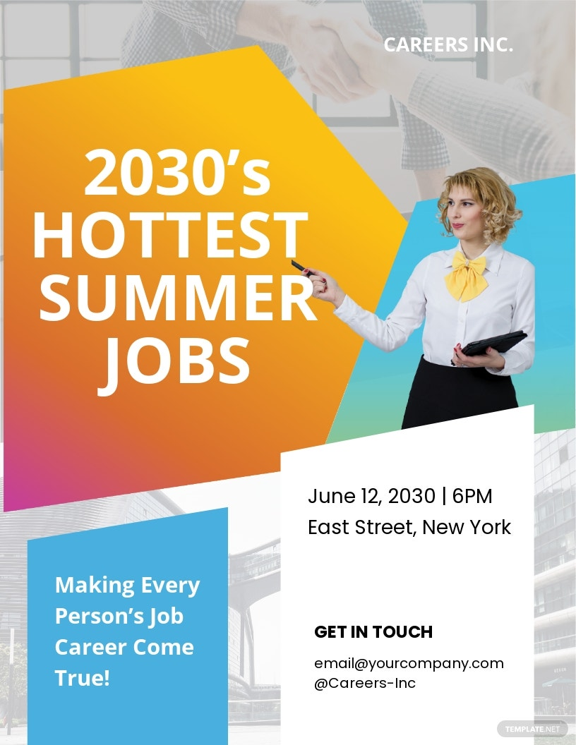 Job Advertising Flyer Template.jpe