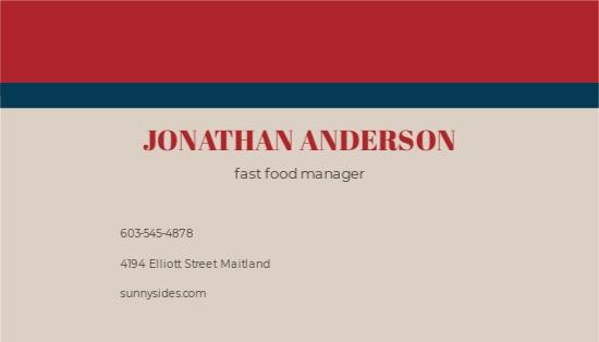 Fast Food Business Card Template 1.jpe
