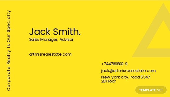 Commercial Property Management Business Card Template 1.jpe