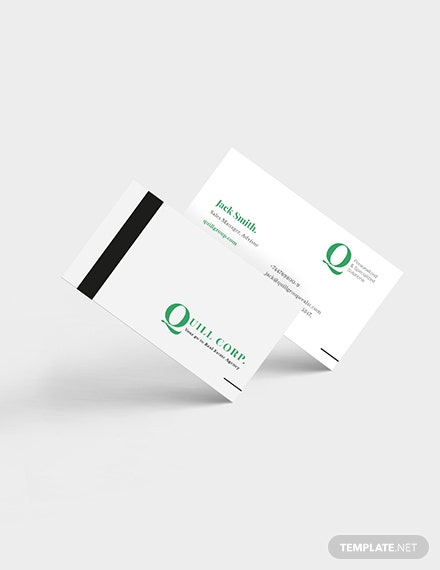 Real Estate Agency Business Card Download