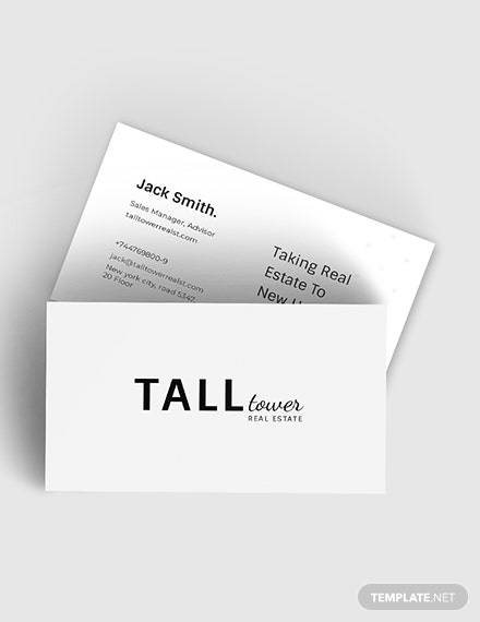 Real Estate Sales Experts Business Card Download