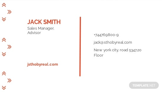 Residential Real Estate Business Card Template 1.jpe