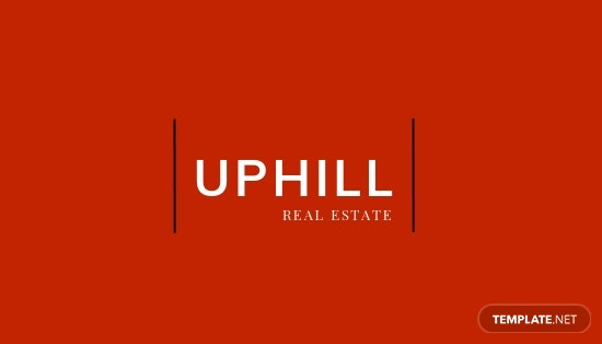 Urban Real Estate Business Card Template