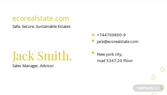 Property Management Specialists Business Card Template 1.jpe