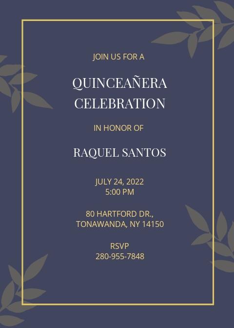 Quinceanera Invitation Template.jpe