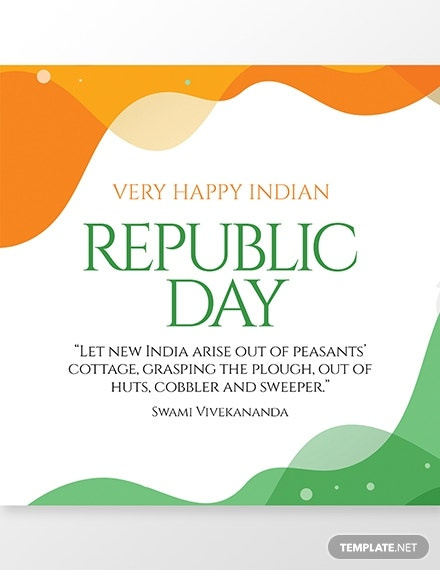 Free Republic Day Instagram Post In Adobe Photoshop Template Net